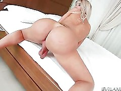most amazing shemale with a big tits and a massive cock