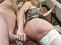 Hot Ass Transsexual Fucked