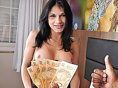 Jessica Ninfetinha Cock Loving Shemale